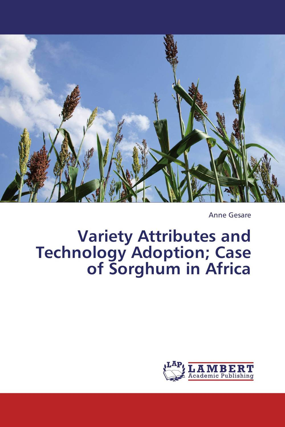 Variety Attributes and Technology Adoption; Case of Sorghum in Africa носки средние женские stance retro an teal