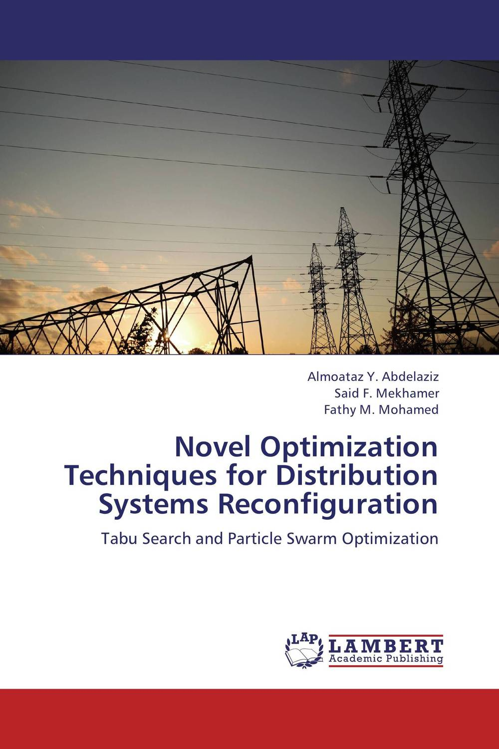 Novel Optimization Techniques for Distribution Systems Reconfiguration implement artificial intelligent optimization techniques with matlab