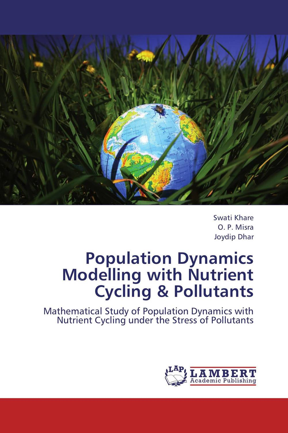 цена на Population Dynamics Modelling with Nutrient Cycling & Pollutants