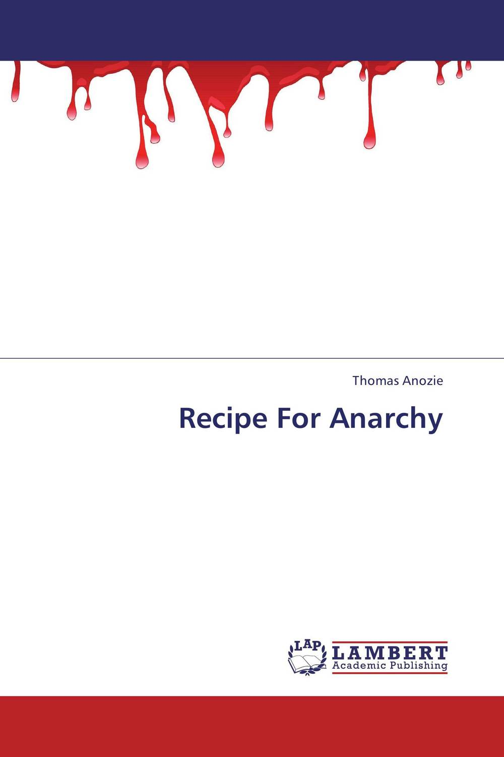 Recipe For Anarchy cd art of anarchy the madness