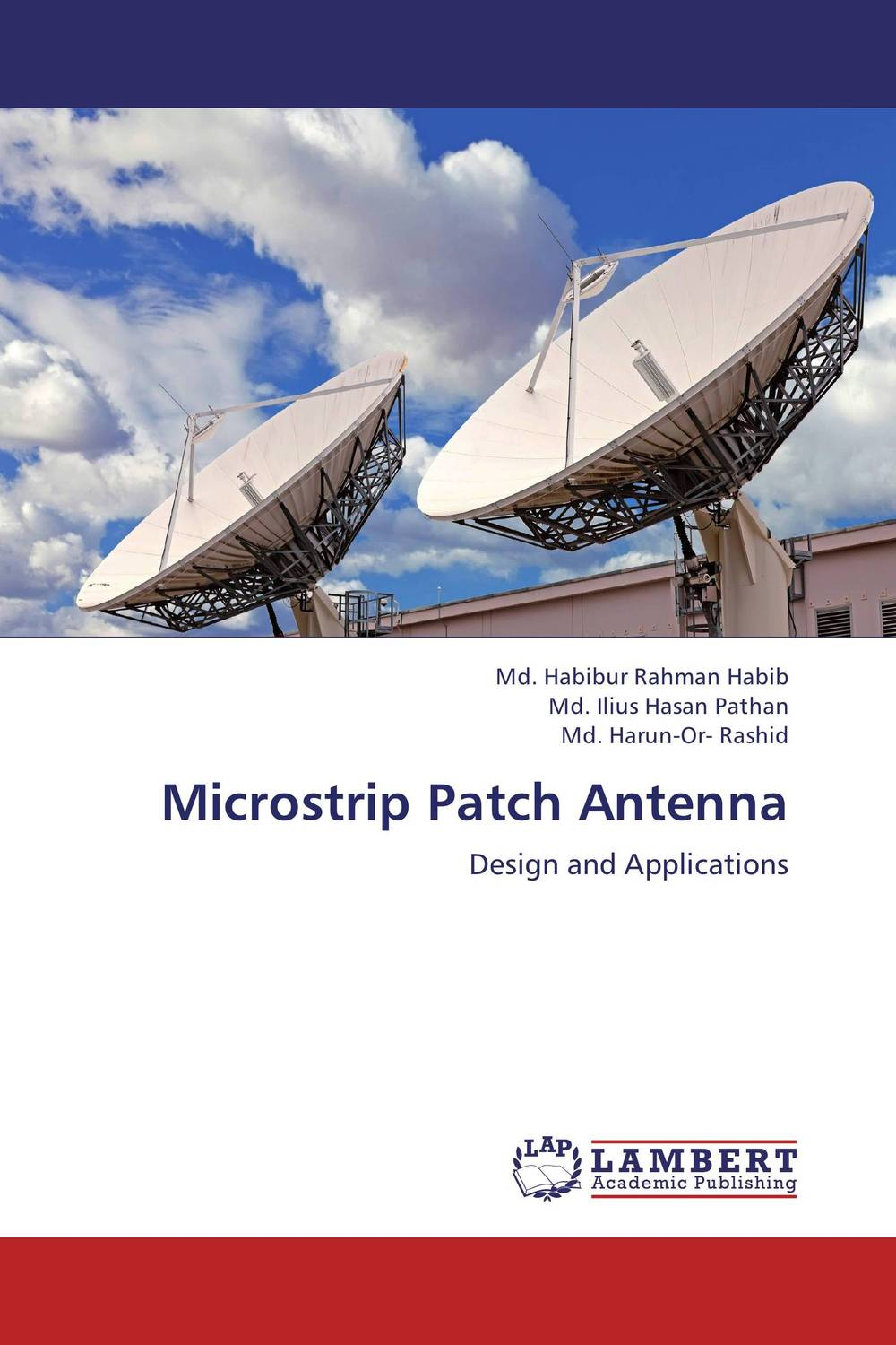 Microstrip Patch Antenna conception of patch antenna at wide band