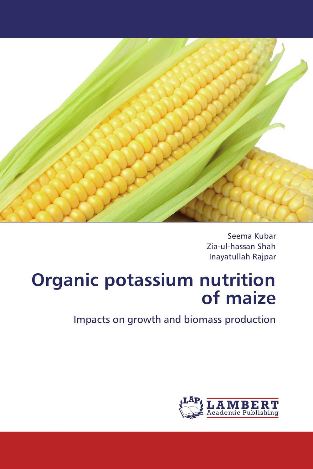 Organic potassium nutrition of maize
