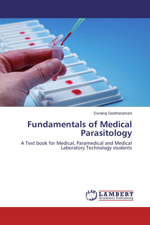 Fundamentals of Medical Parasitology blood parasites