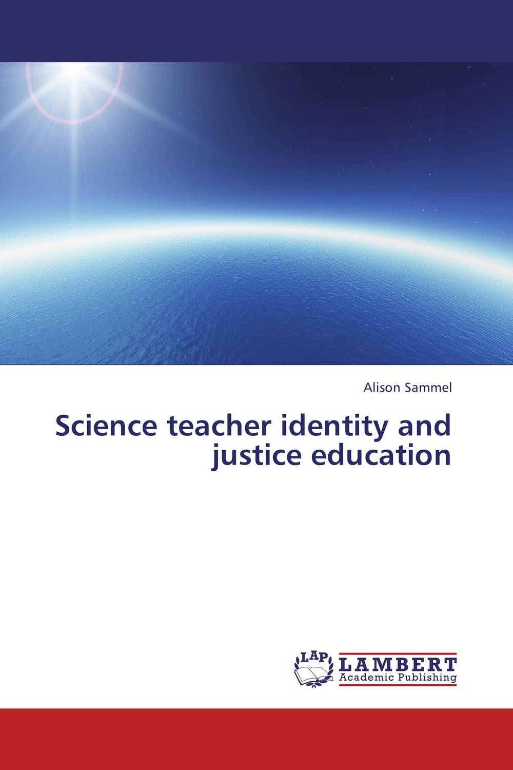 Science teacher identity and justice education re establishing identity