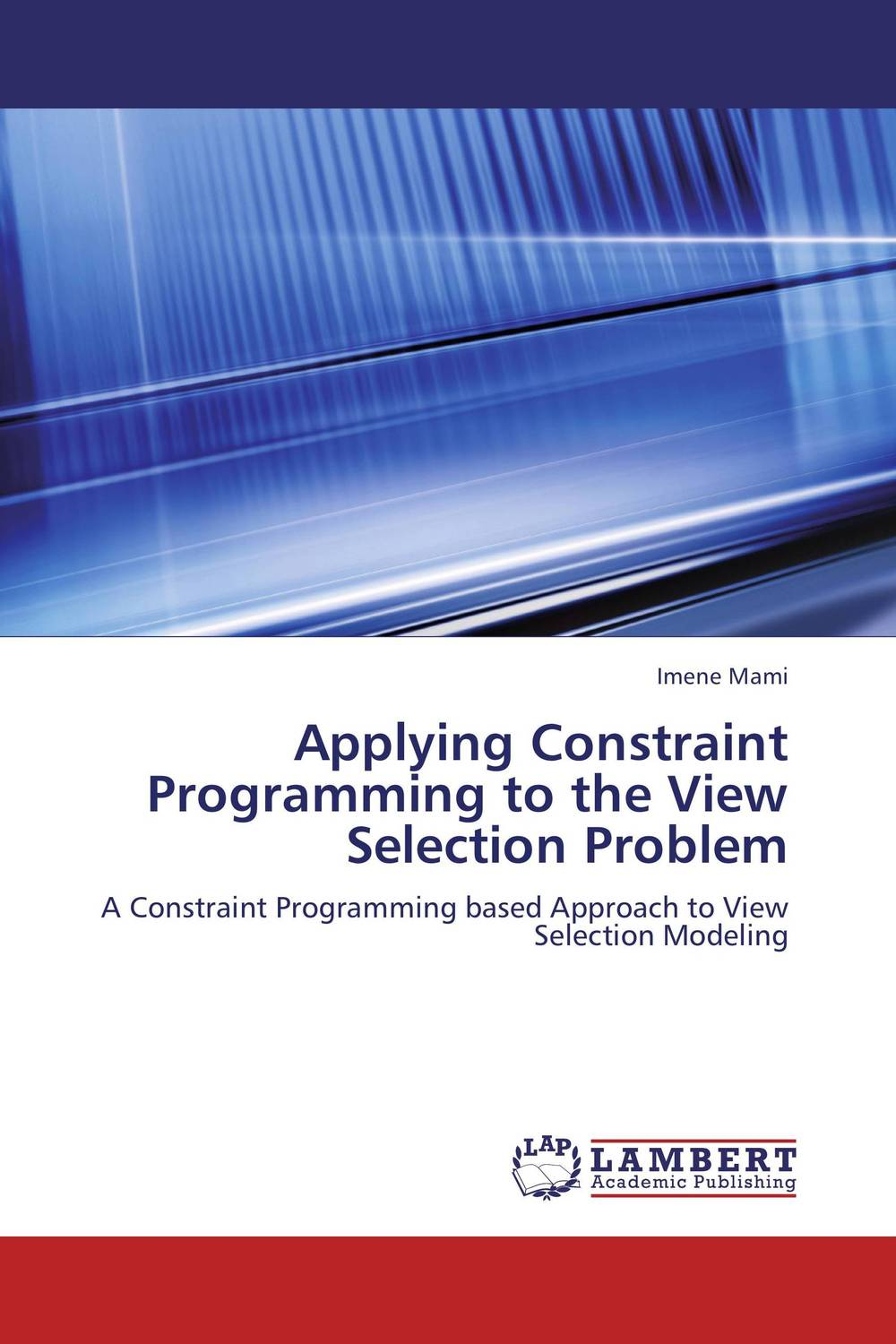 Applying Constraint Programming to the View Selection Problem recent trends for solving fuzzy multi objective programming problems