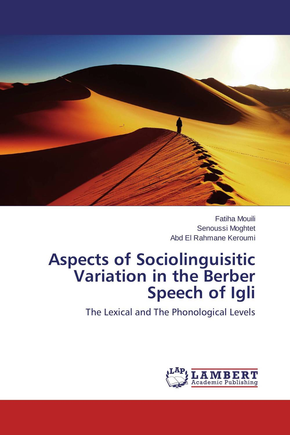Aspects of Sociolinguisitic Variation in the Berber Speech of Igli linguistic variation in a multilingual setting