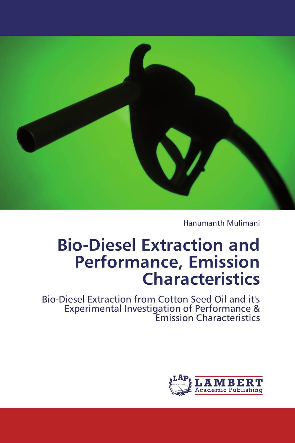 Bio-Diesel Extraction and Performance, Emission Characteristics experimental investigation of diesel engine fueled by biodiesel blends