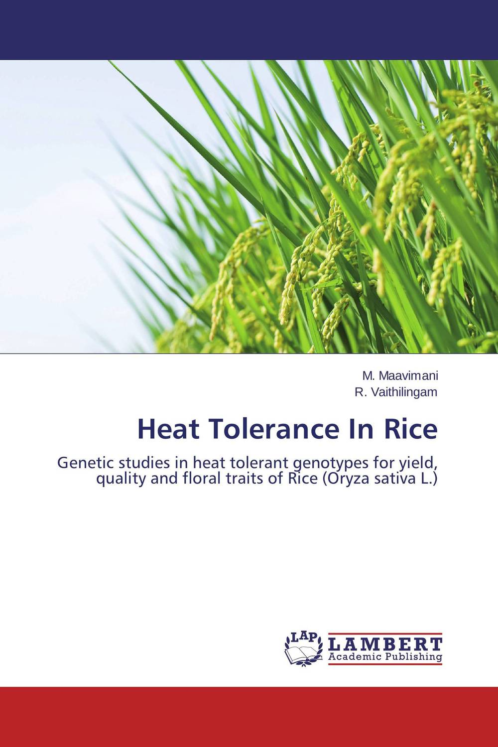 Heat Tolerance In Rice wheat genotypes for irrigated and rainfed area using stress indices