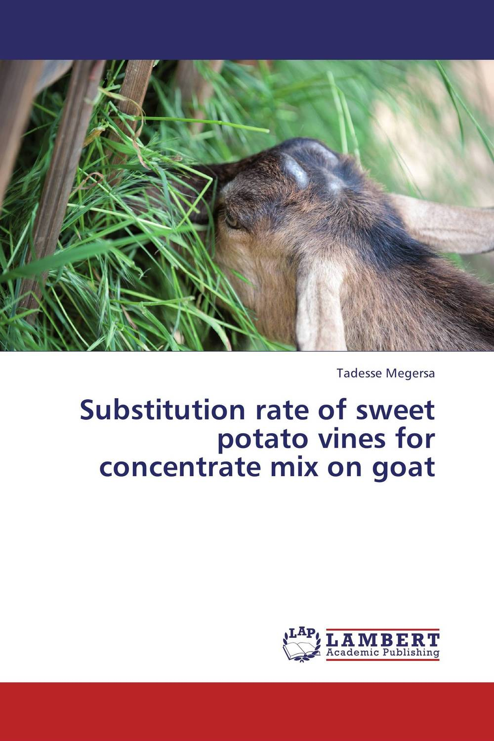 Substitution rate of sweet potato vines for concentrate mix on goat jaydeb bhaumik and satyajit das substitution permutation network type block cipher
