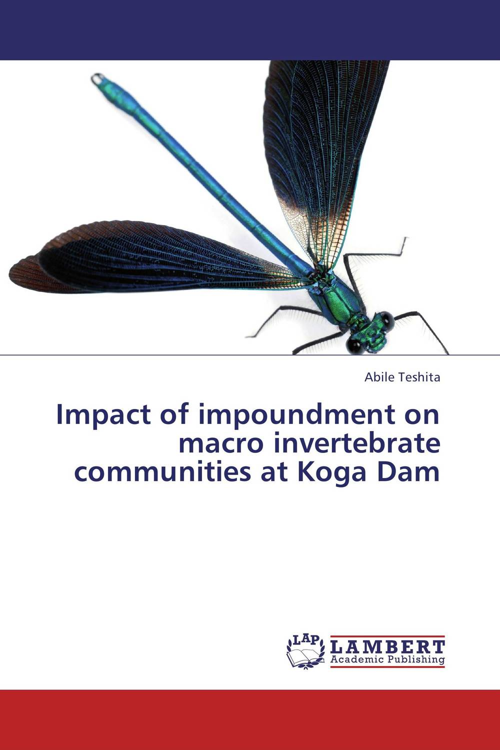 Impact of impoundment on macro invertebrate communities at Koga Dam effects of dams on river water quality