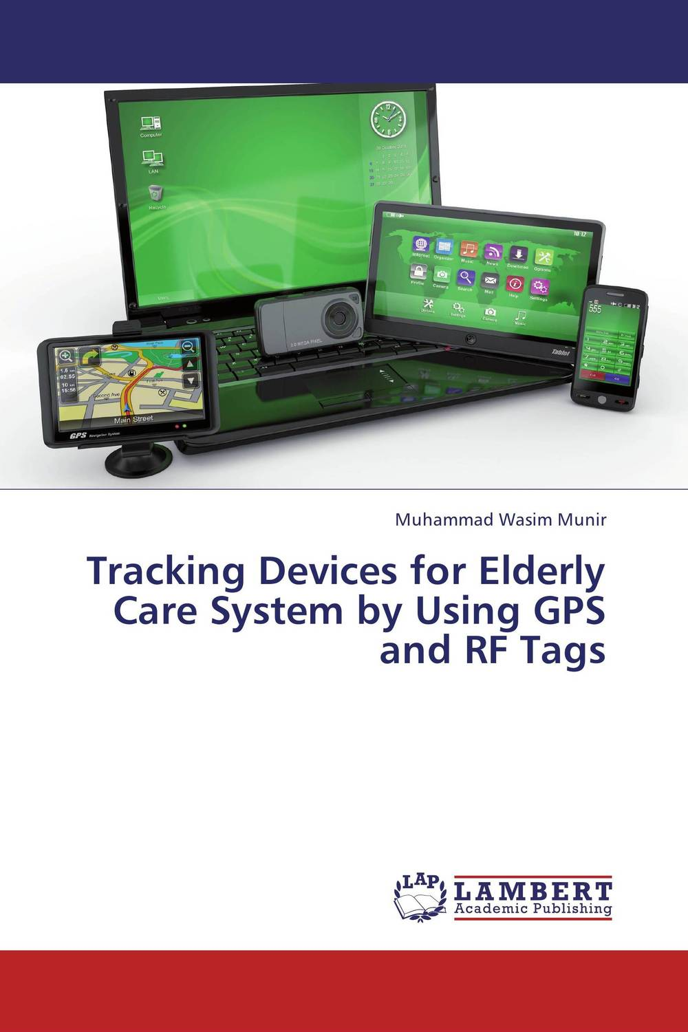 Tracking Devices for Elderly Care System by Using GPS and RF Tags post registered airmail with a tracking number for delivery safer