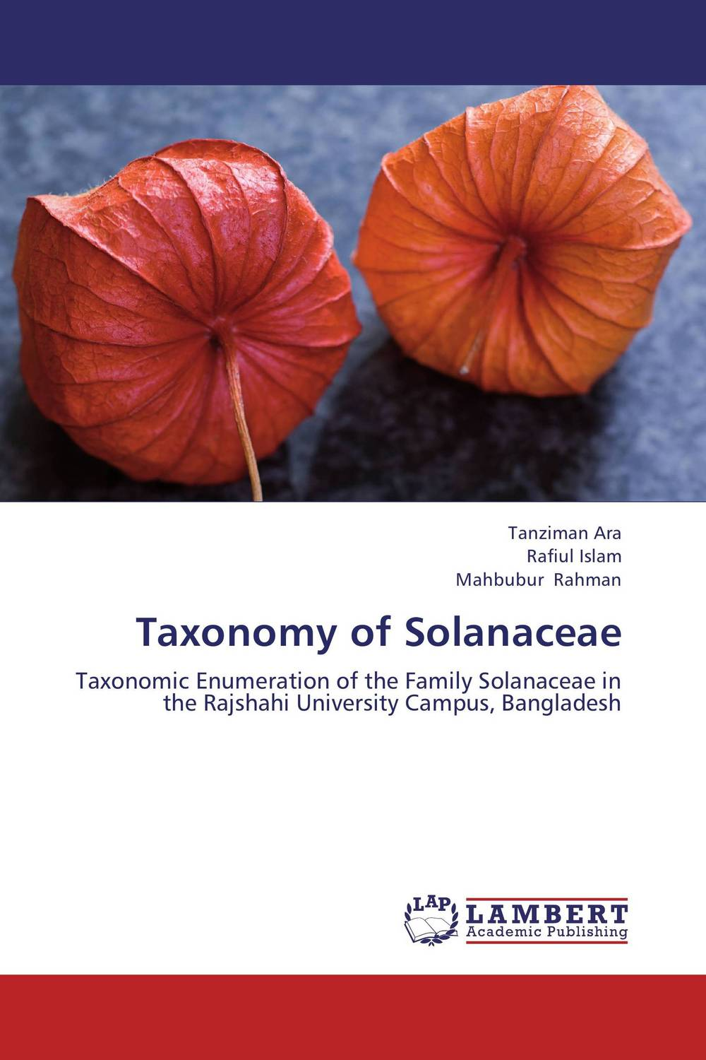 Taxonomy of Solanaceae plant taxonomy and systematics