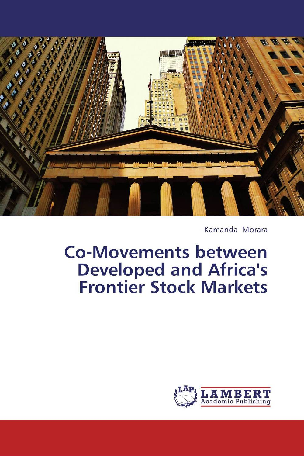 Co-Movements between Developed and Africa's Frontier Stock Markets купить