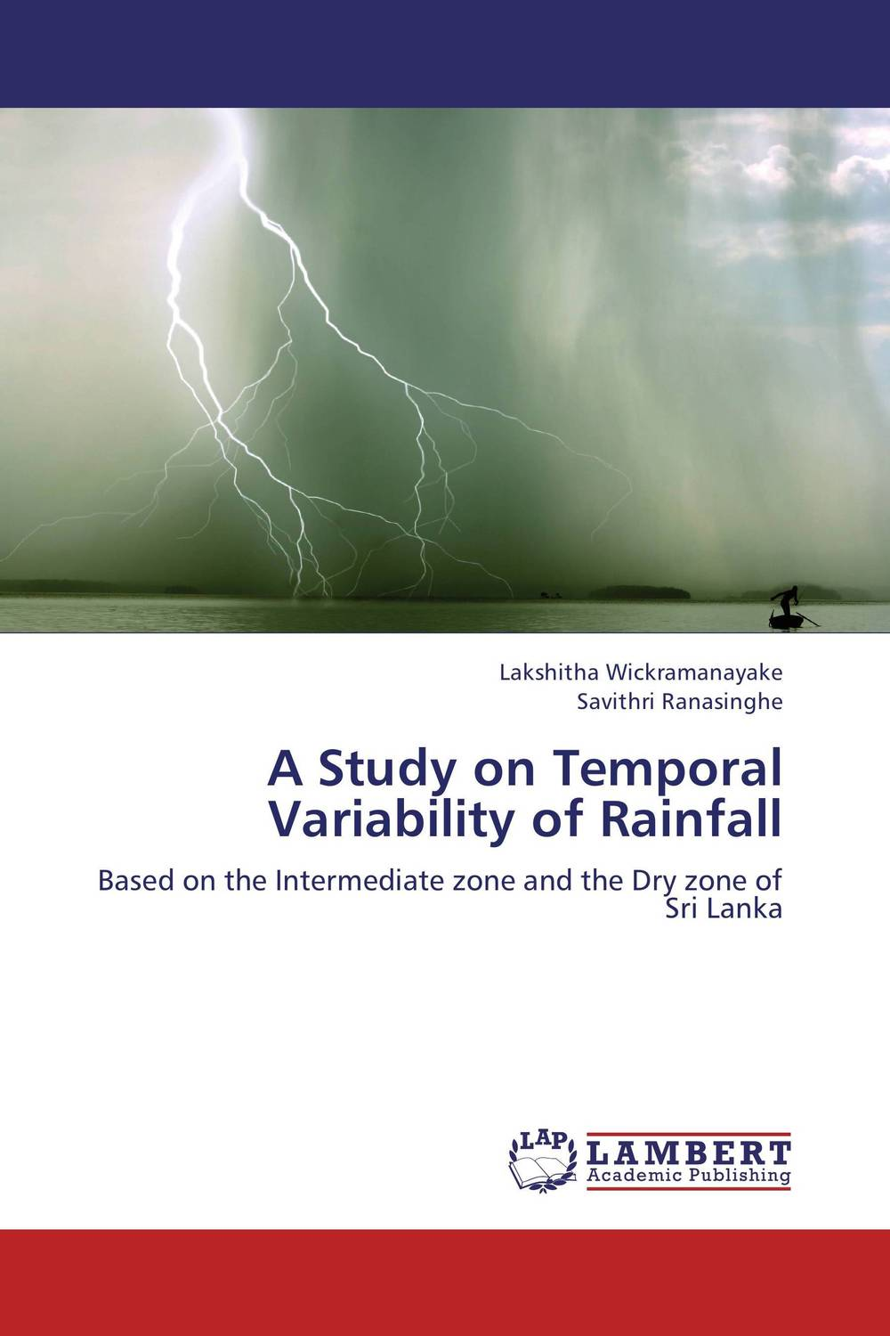 A Study on Temporal Variability of Rainfall the zone