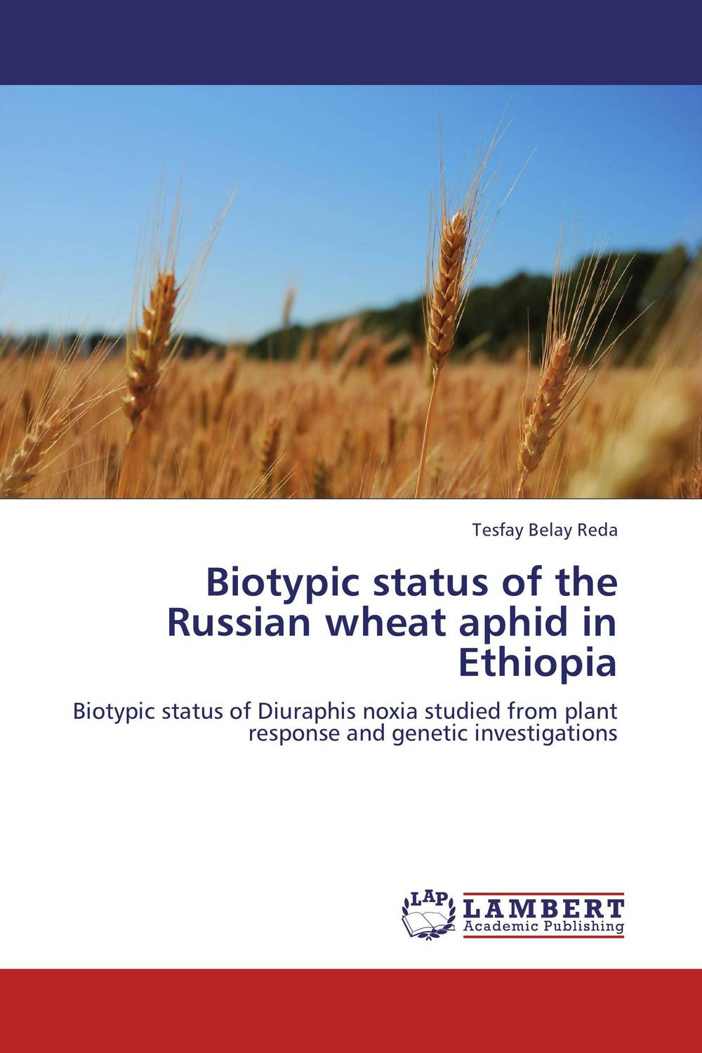 Biotypic status of the Russian wheat aphid in Ethiopia butterflies in the barley
