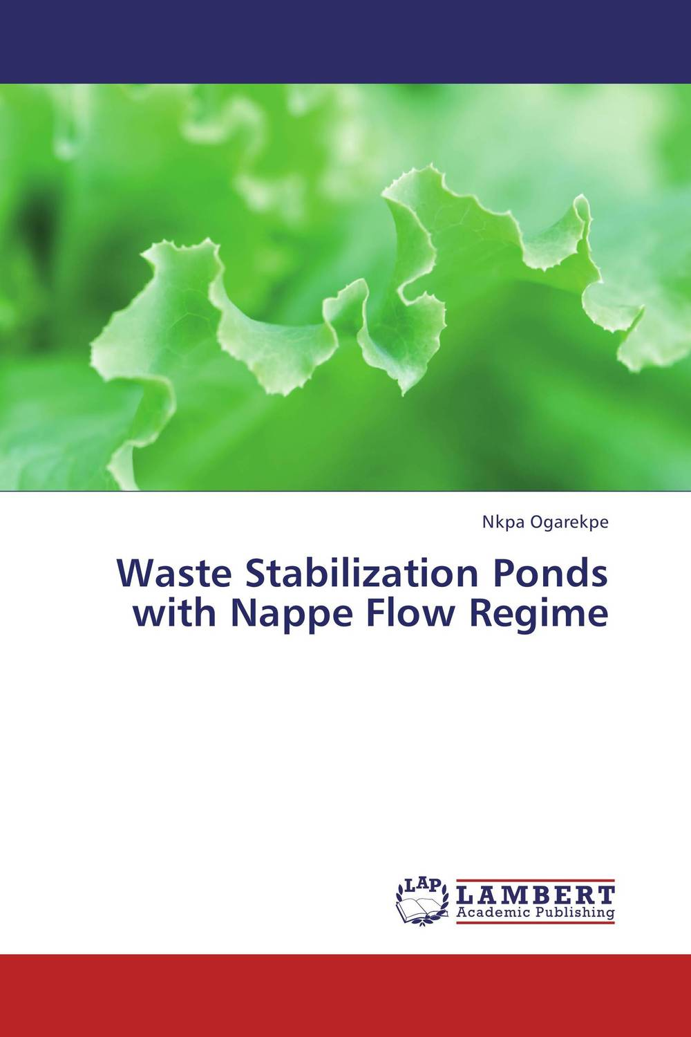 Waste Stabilization Ponds with Nappe Flow Regime analysis of pharmaceuticals in wastewater and their photodegradation