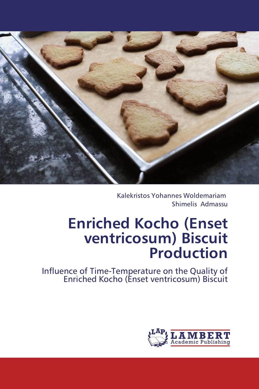 Enriched Kocho (Enset ventricosum) Biscuit Production krishnendra singh nama kiran choudhary and hari mohan meena microbial association of root nodules of vicia faba l kota rajasthan