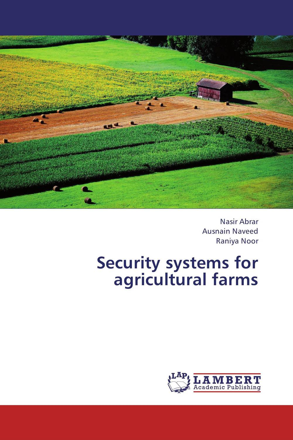 Security systems for agricultural farms belousov a security features of banknotes and other documents methods of authentication manual денежные билеты бланки ценных бумаг и документов