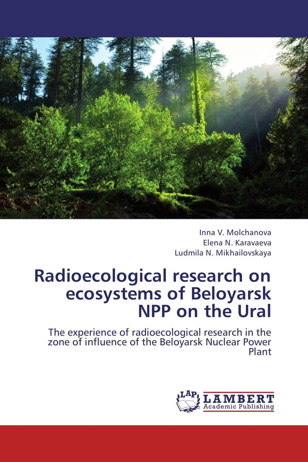 Radioecological research on ecosystems of Beloyarsk NPP on the Ural