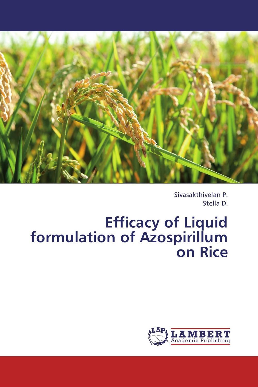 Efficacy of Liquid formulation of Azospirillum on Rice husk