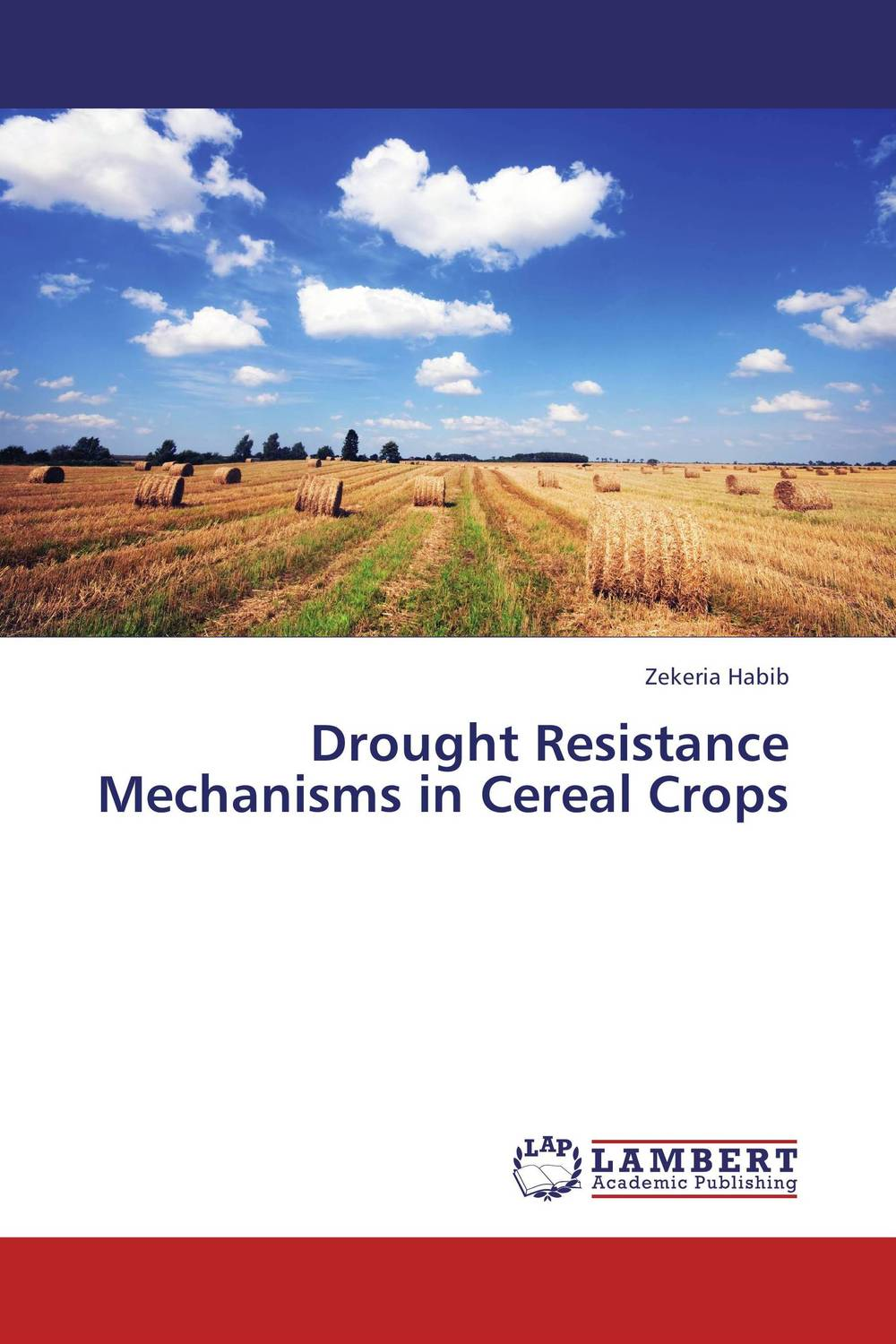 Drought Resistance Mechanisms in Cereal Crops drought stress in peanut