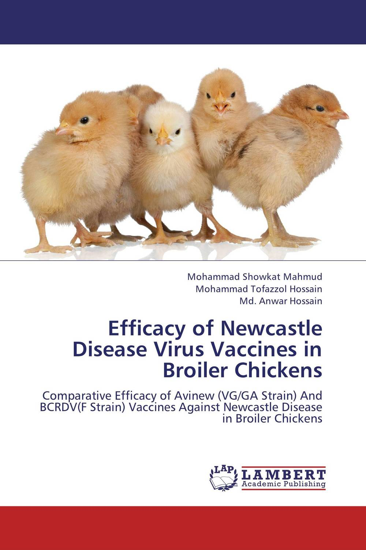Efficacy of Newcastle Disease Virus Vaccines in Broiler Chickens suresh p marek s disease virus