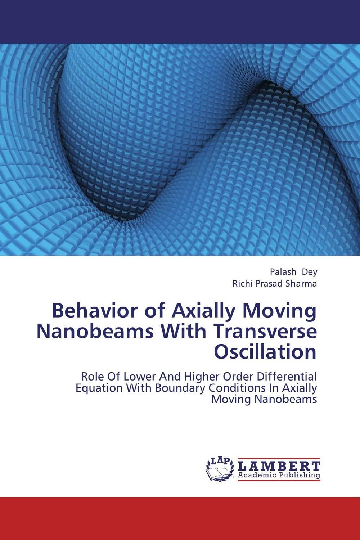 Behavior of Axially Moving Nanobeams With Transverse Oscillation