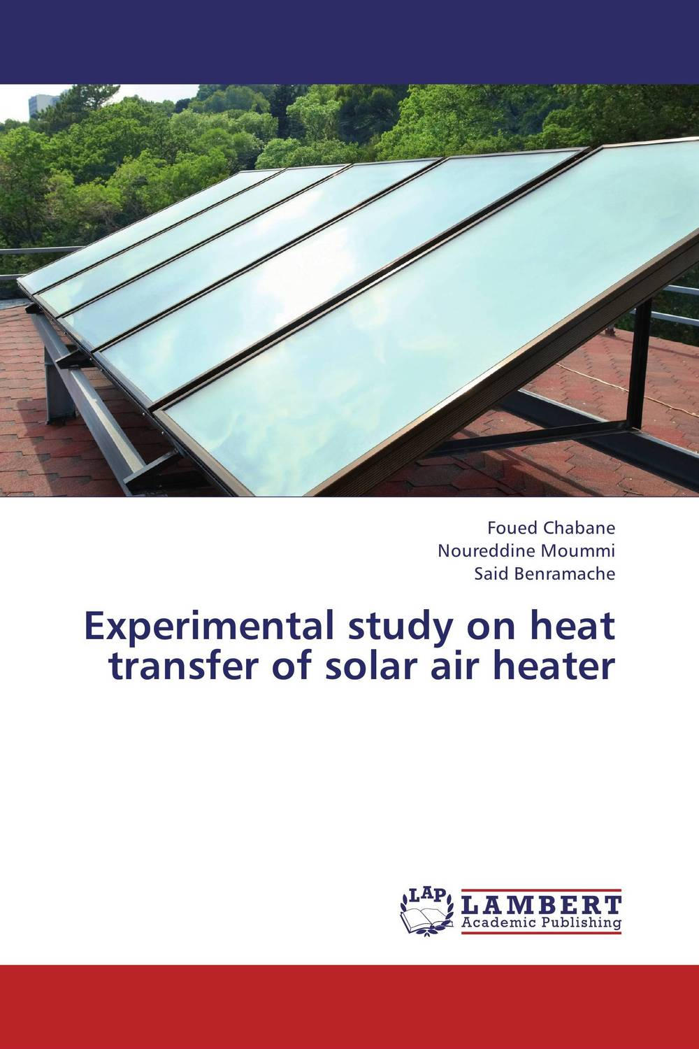 Experimental study on heat transfer of solar air heater