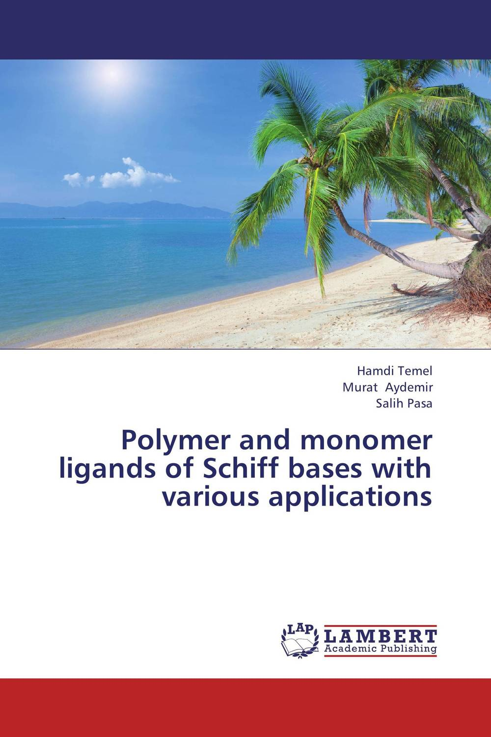 Polymer and monomer ligands of Schiff bases with various applications rakesh kumar balbir singh kaith and anshul sharma psyllium based polymer and their salt resistant swelling behaviour