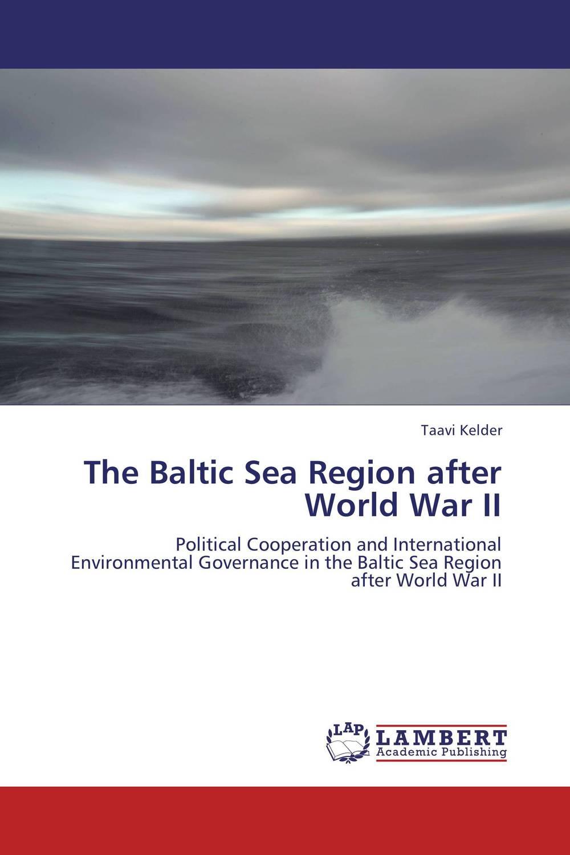The Baltic Sea Region after World War II baltic blue sparkle