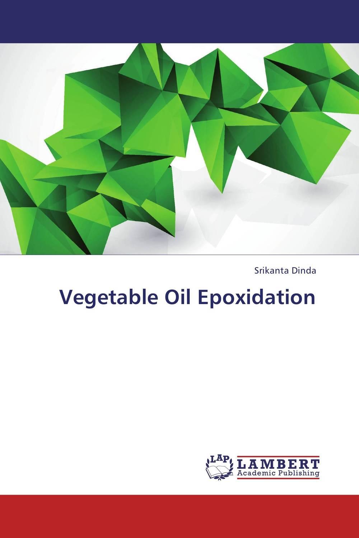 Vegetable Oil Epoxidation