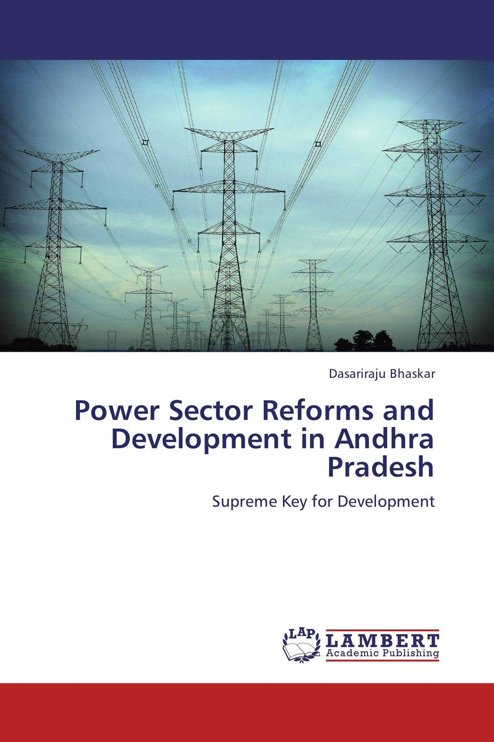 Power Sector Reforms and Development in Andhra Pradesh geochemistry of groundwater in a river basin of andhra pradesh india
