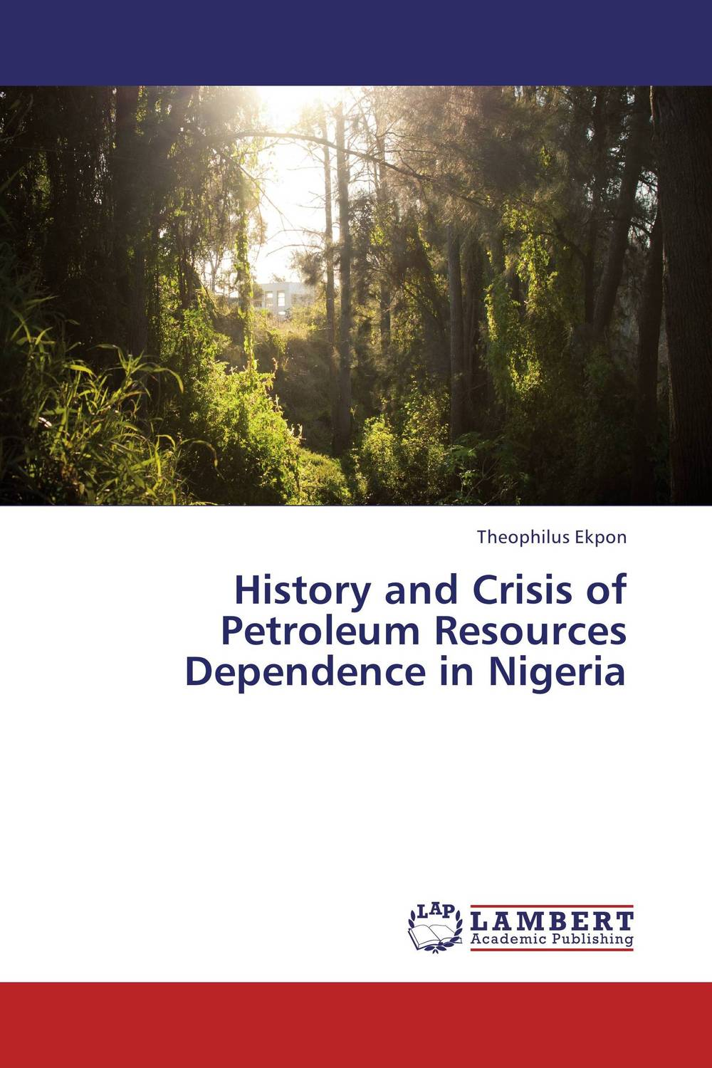 History and Crisis of Petroleum Resources Dependence in Nigeria global financial crisis and the nigerian petroleum sector