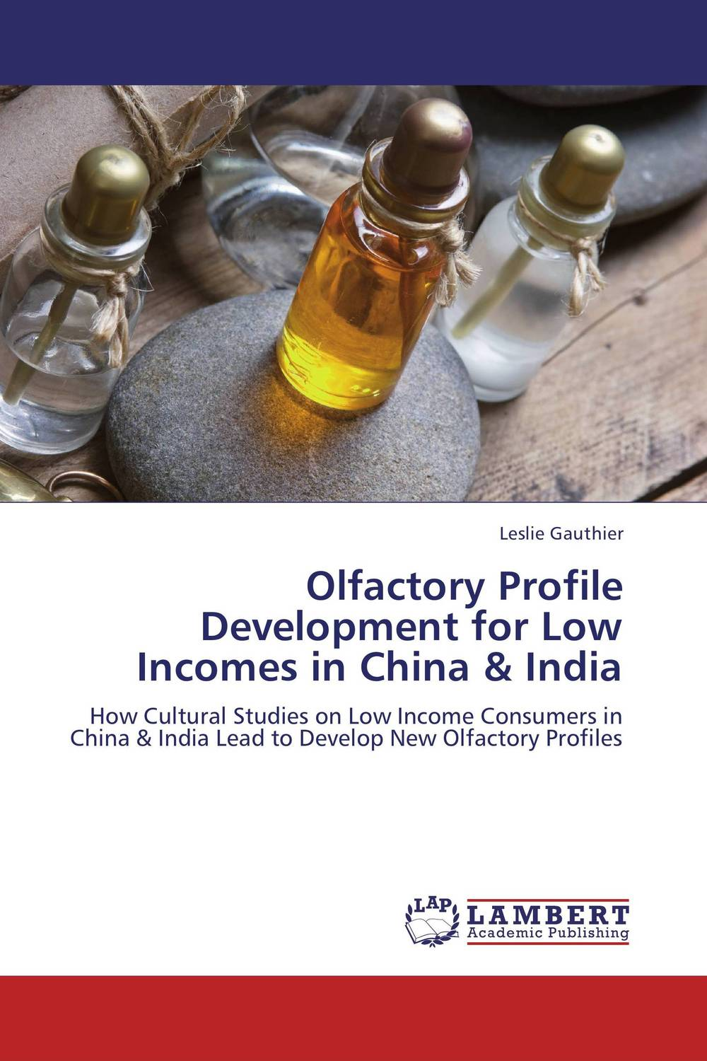 Olfactory Profile Development for Low Incomes in China & India kenneth rosen d investing in income properties the big six formula for achieving wealth in real estate