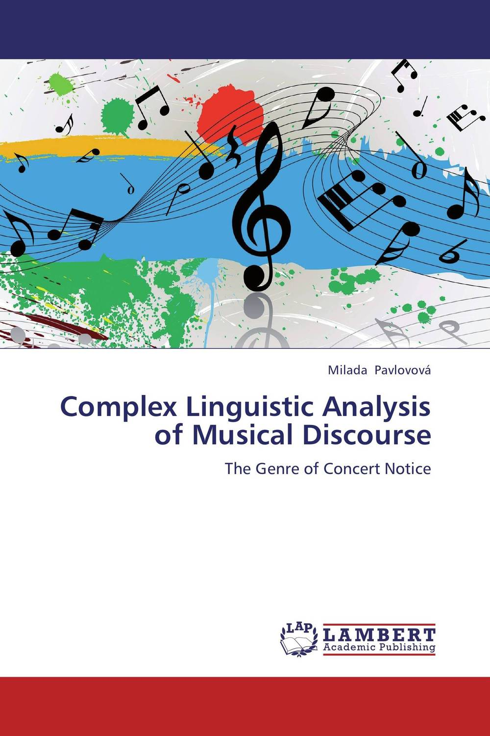Complex Linguistic Analysis of Musical Discourse the linguistic face of africa