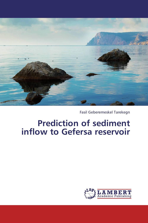 Prediction of sediment inflow to Gefersa reservoir tr 605s антуриум