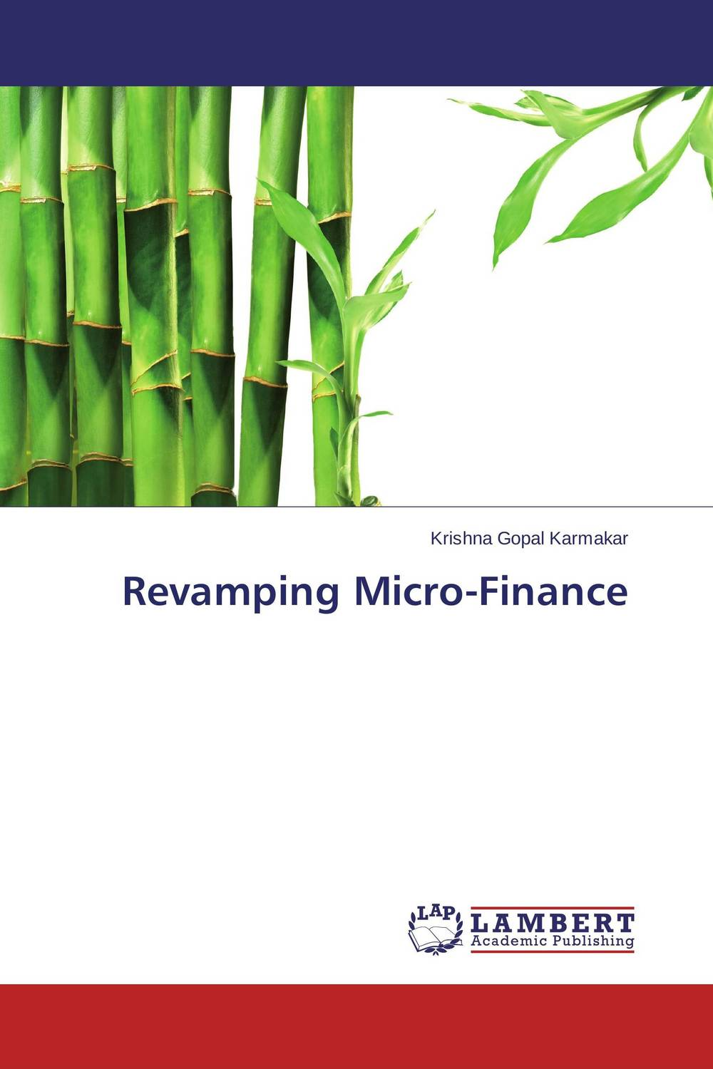 Revamping Micro-Finance jaynal ud din ahmed and mohd abdul rashid institutional finance for micro and small entreprises in india