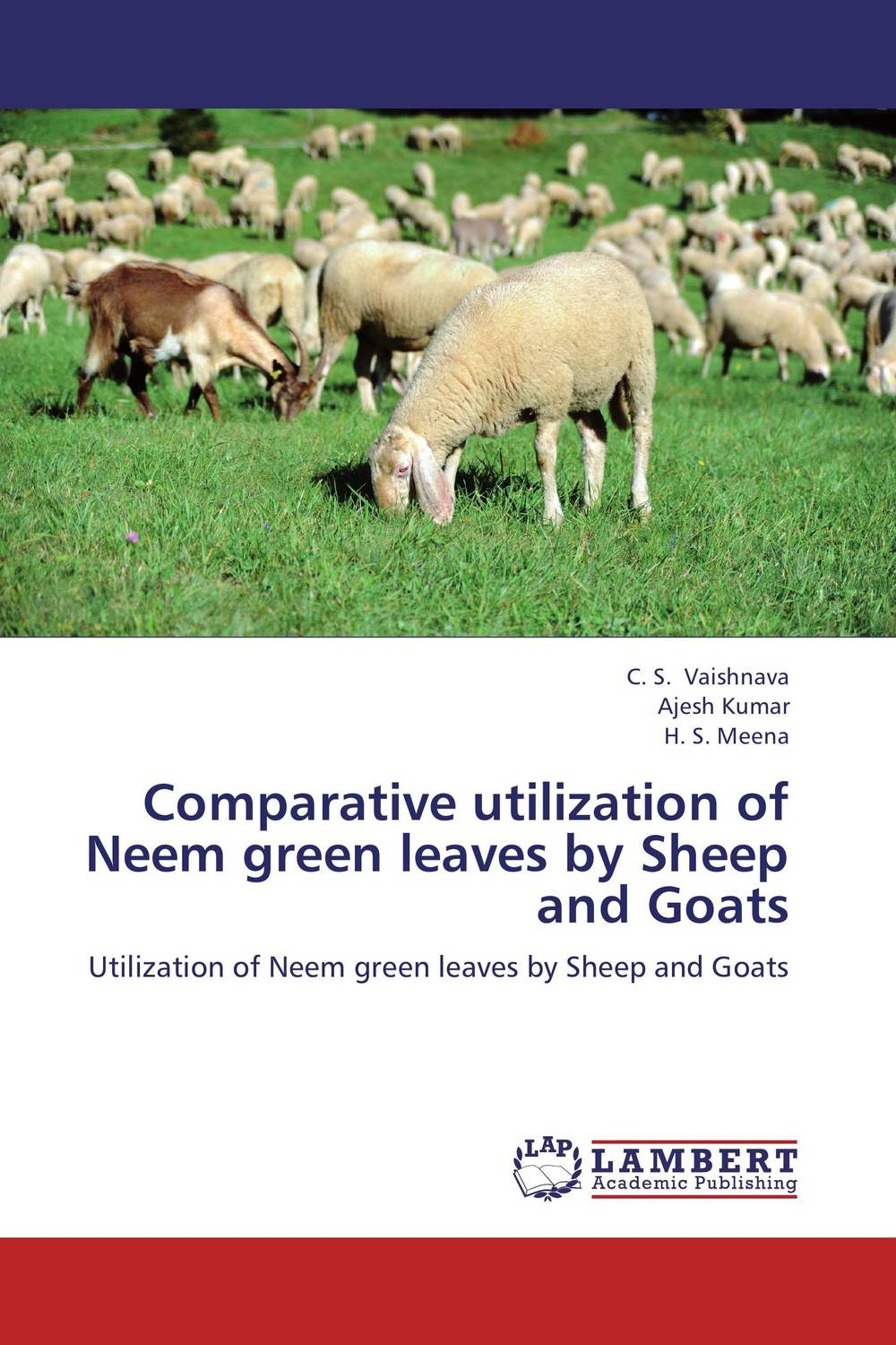 Comparative utilization of Neem green leaves by Sheep and Goats место для отдыха трикси shaun the sheep 50х35см cream green