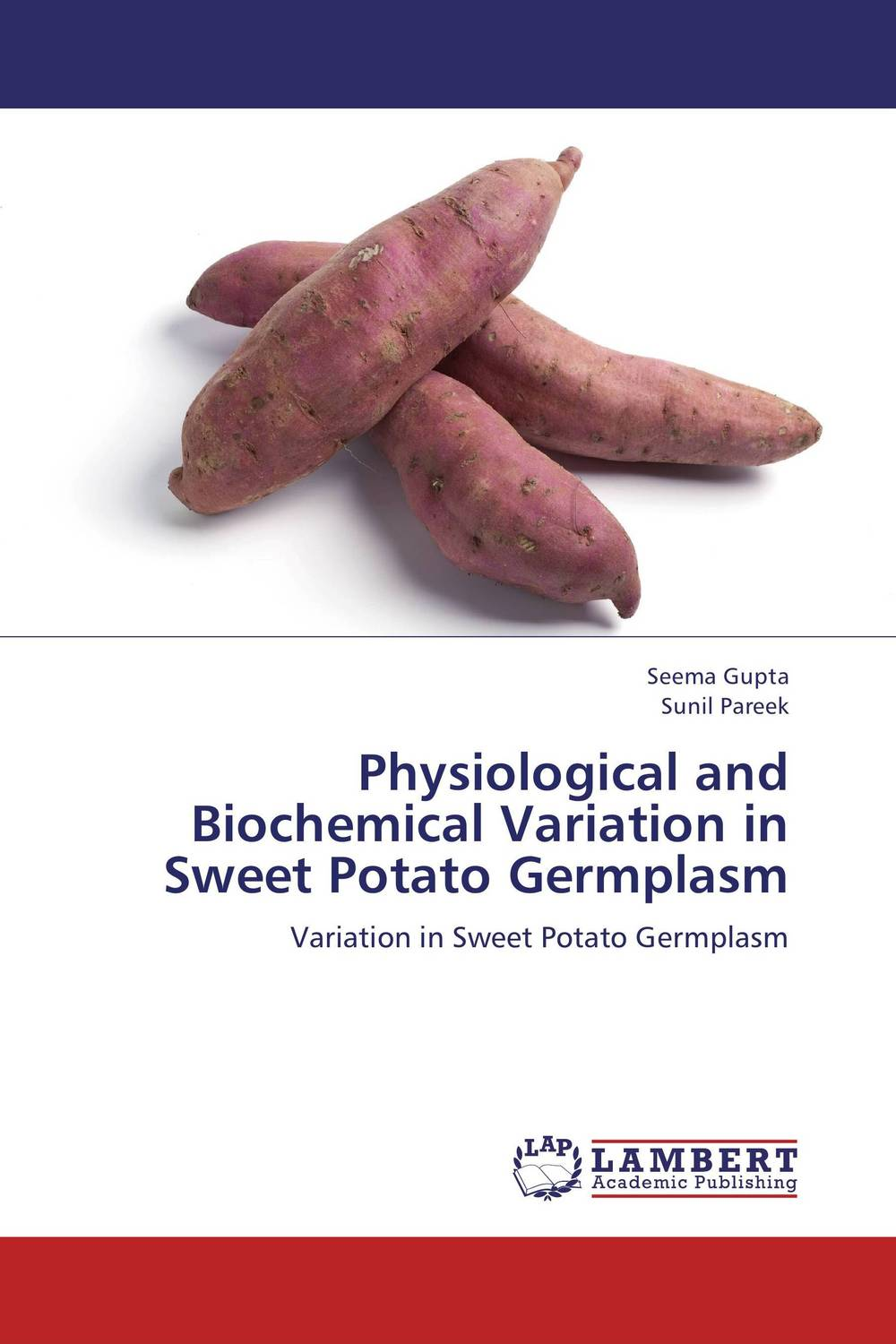 Physiological and Biochemical Variation in Sweet Potato Germplasm manuscript found in accra