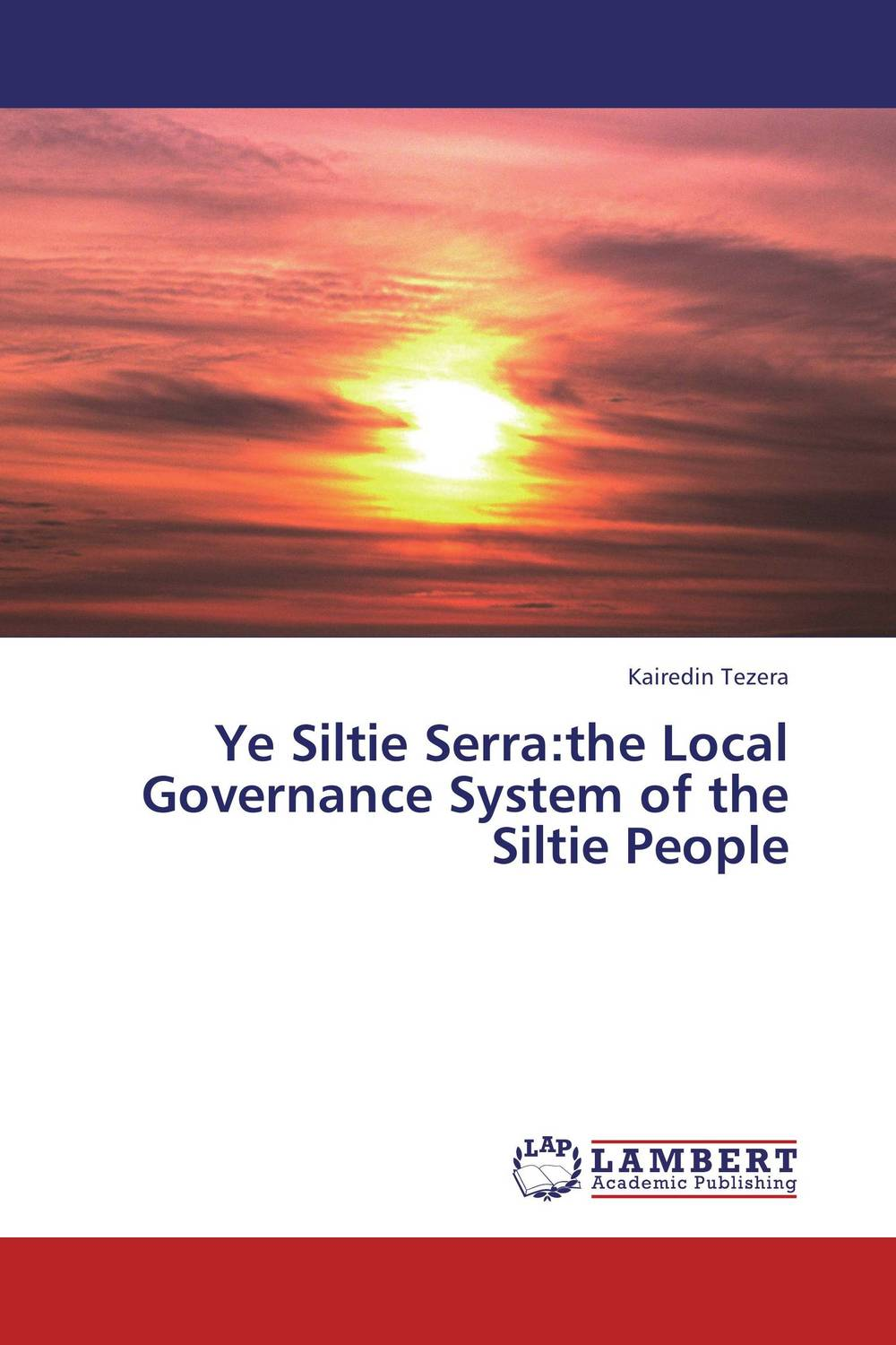Ye Siltie Serra:the Local Governance System of the Siltie People district substructures as agents of local governance