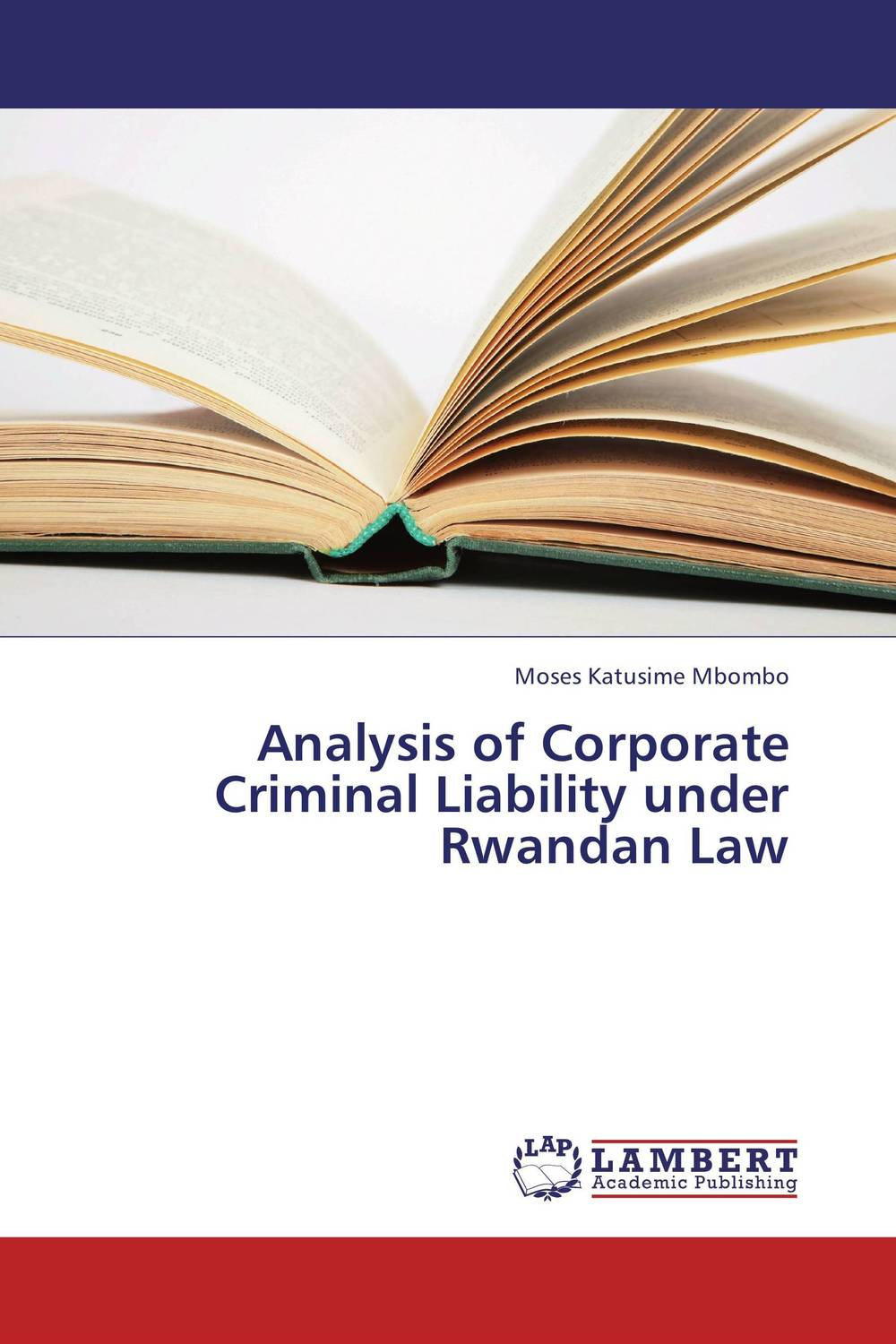 Analysis of Corporate Criminal Liability under Rwandan Law toby bishop j corporate resiliency managing the growing risk of fraud and corruption