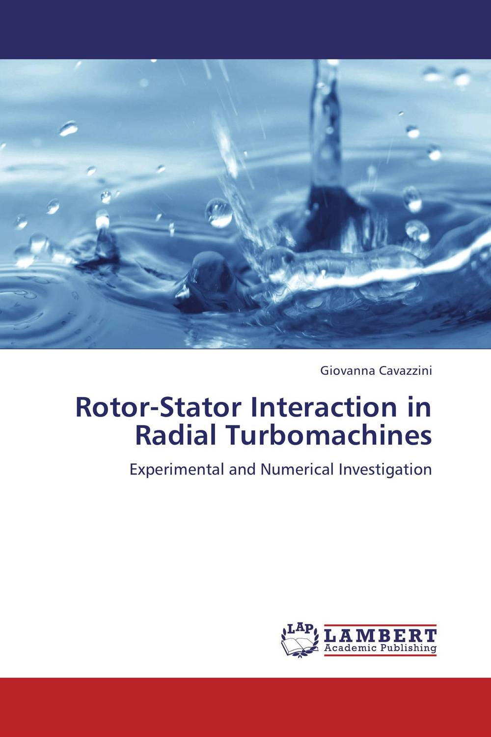Rotor-Stator Interaction in Radial Turbomachines jenefer philp focus on oral interaction
