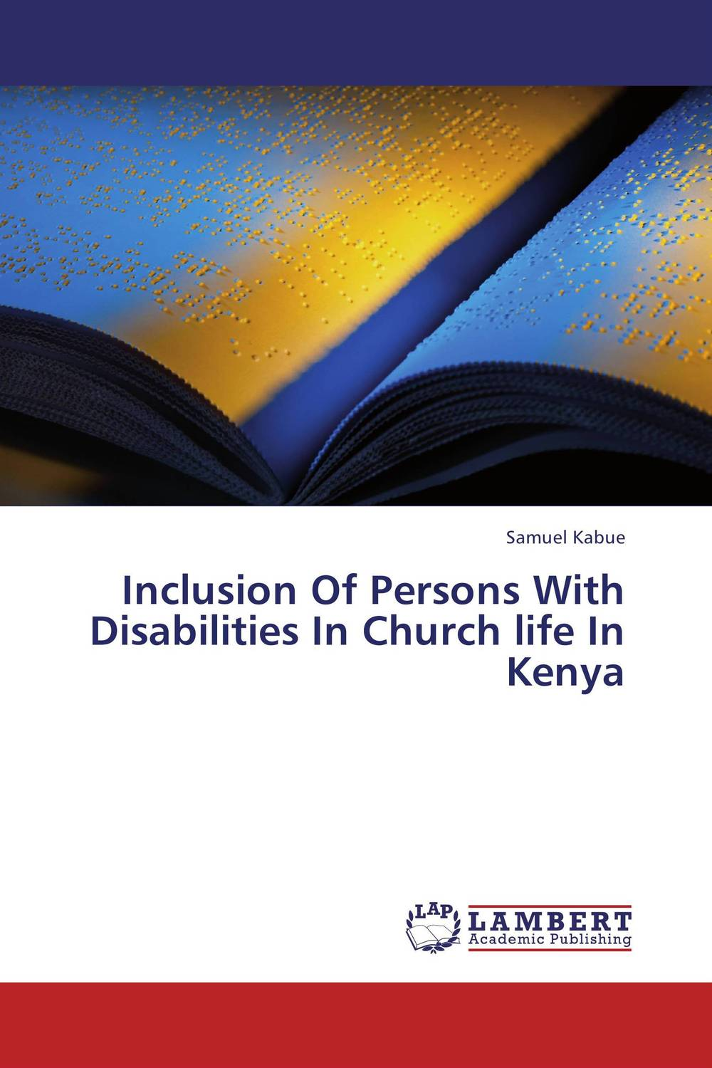 Inclusion Of Persons With Disabilities In Church life In Kenya