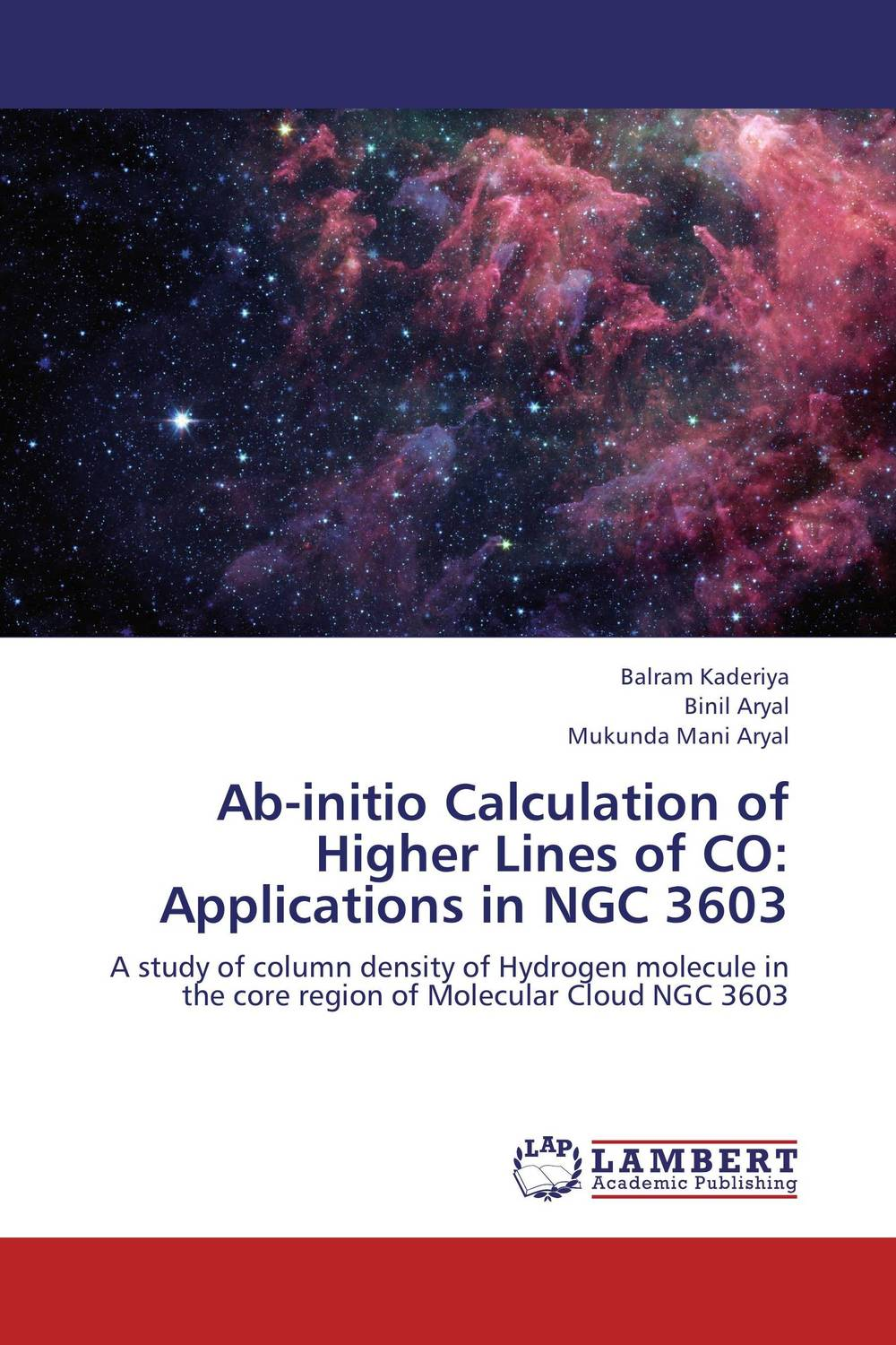 Ab-initio Calculation of Higher Lines of CO: Applications in NGC 3603 handbook of the exhibition of napier relics and of books instruments and devices for facilitating calculation