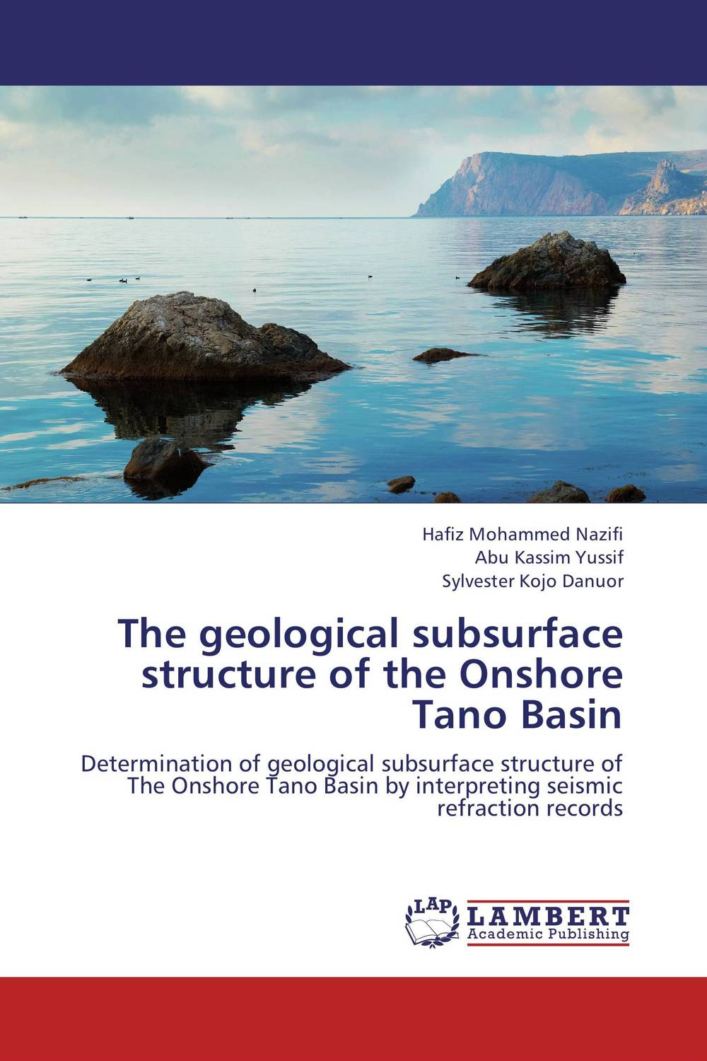 The geological subsurface structure of the Onshore Tano Basin alon dadon imaging spectroscopy from space applied for geological mapping