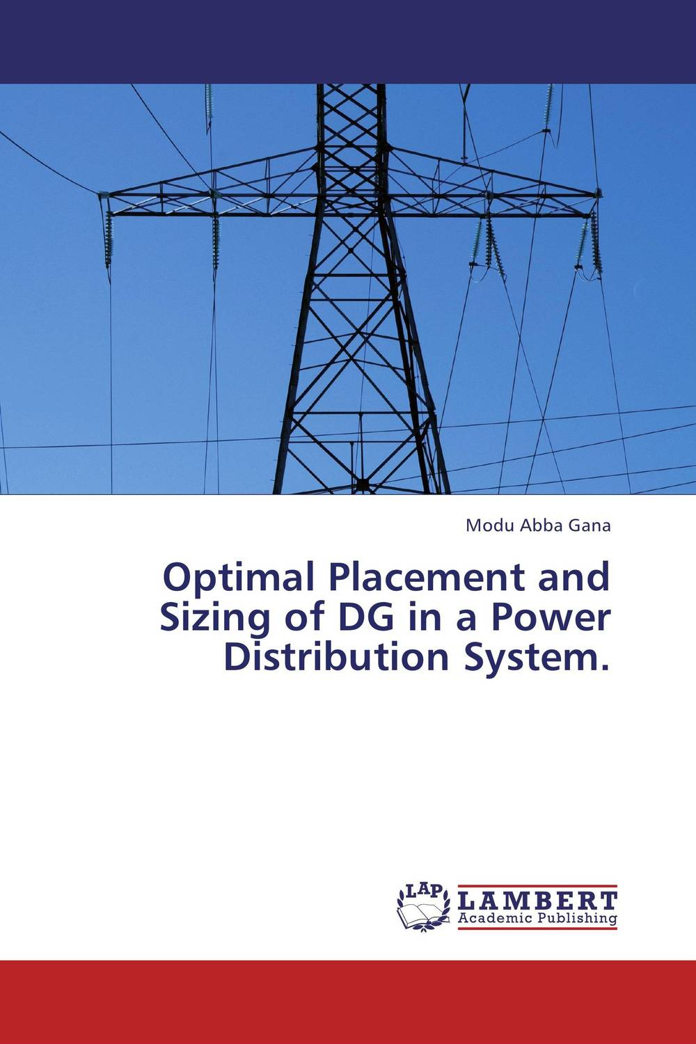 Optimal Placement and Sizing of DG in a Power Distribution System the optimal planning for power generation by waste