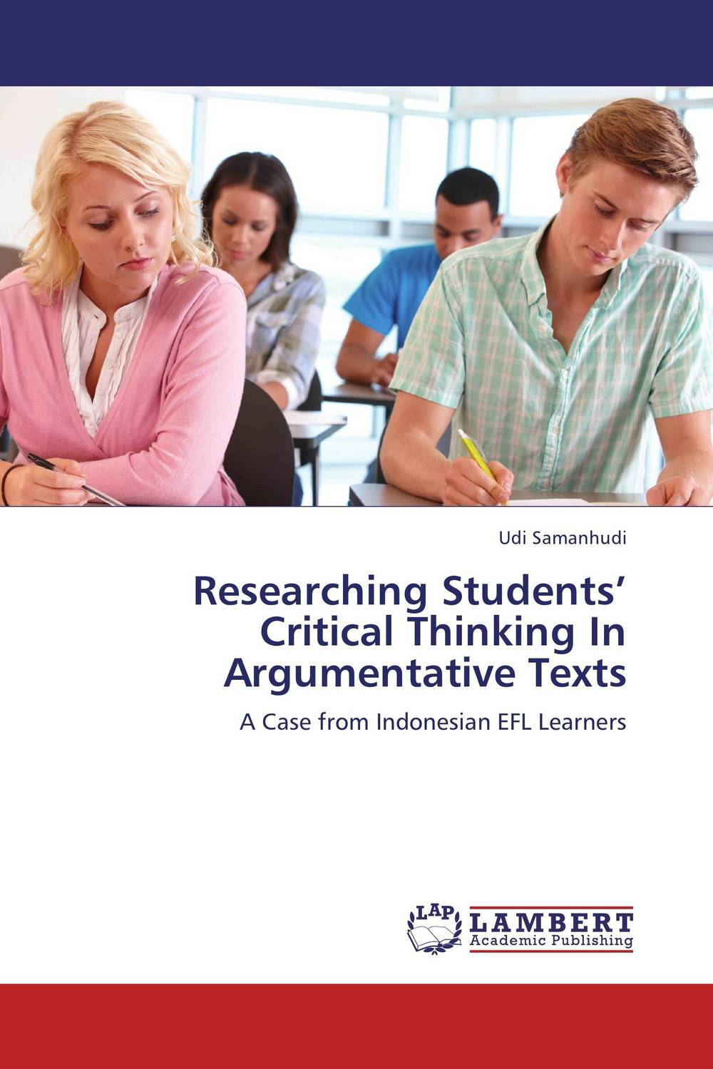 Researching Students' Critical Thinking In Argumentative Texts