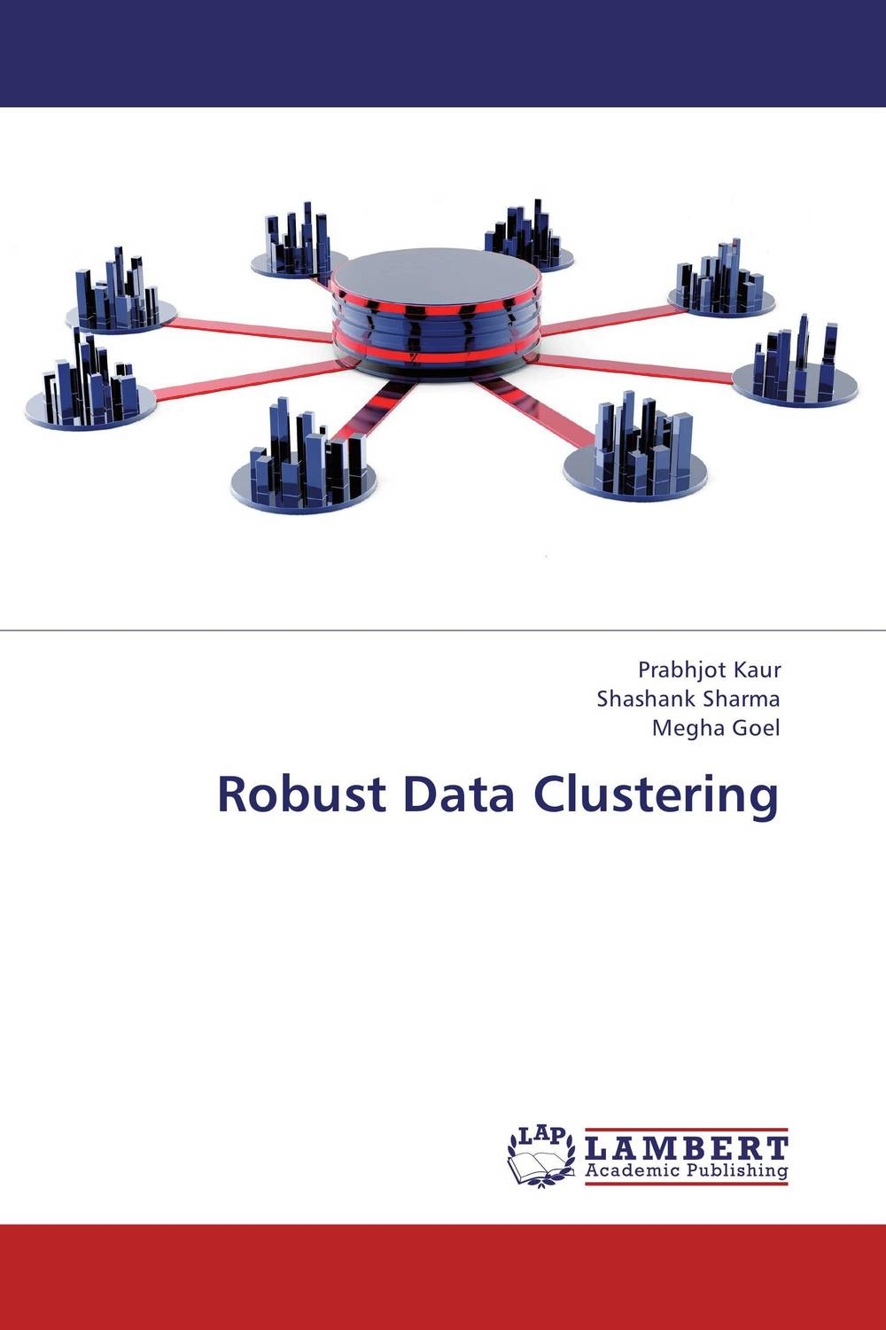 Robust Data Clustering clustering information entities based on statistical methods