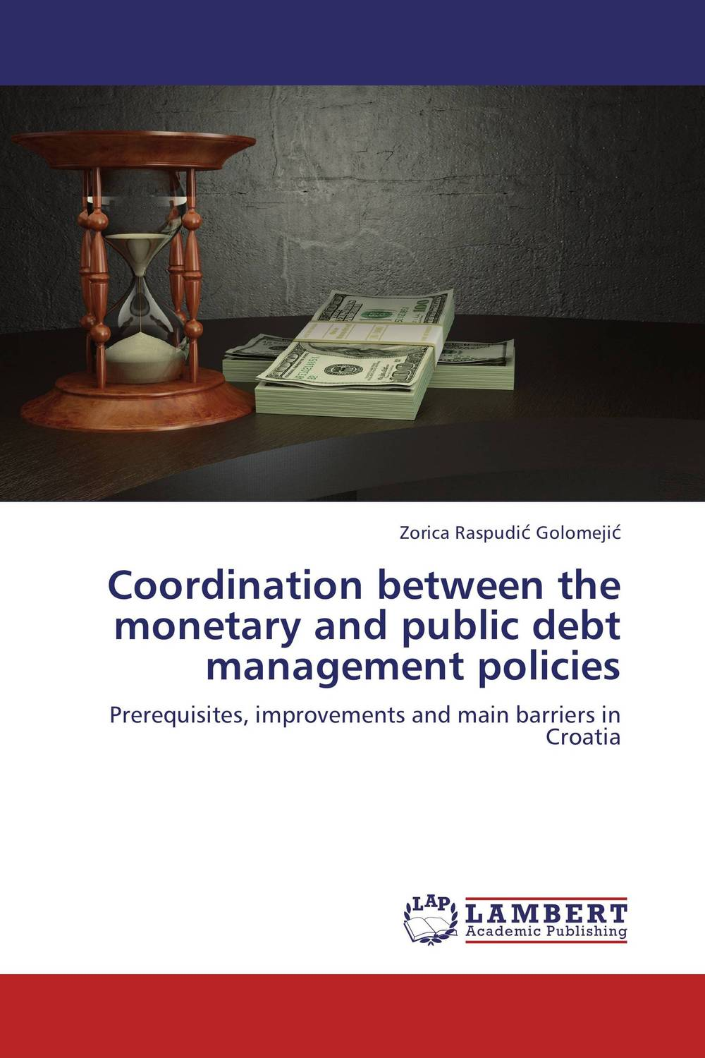Coordination between the monetary and public debt management policies kappeler pornography of representation