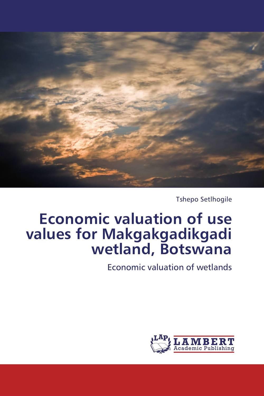 Economic valuation of use values for Makgakgadikgadi wetland, Botswana a case study of the use of bim and cobie for facility management
